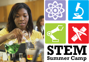 STEM Summer Camp for Teenage Girls