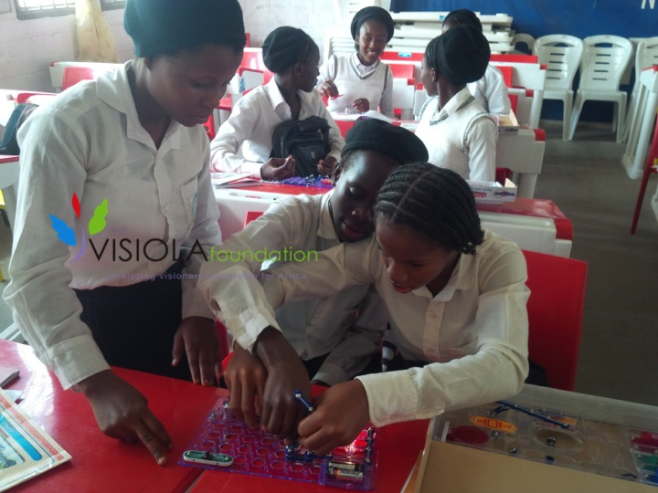 After-School STEM Club
