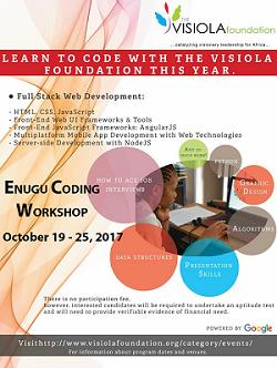 Enugu Coding Workshop