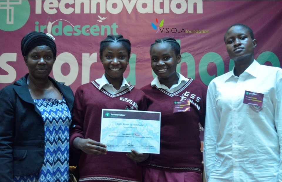 Technovation Regional Pitch Competition