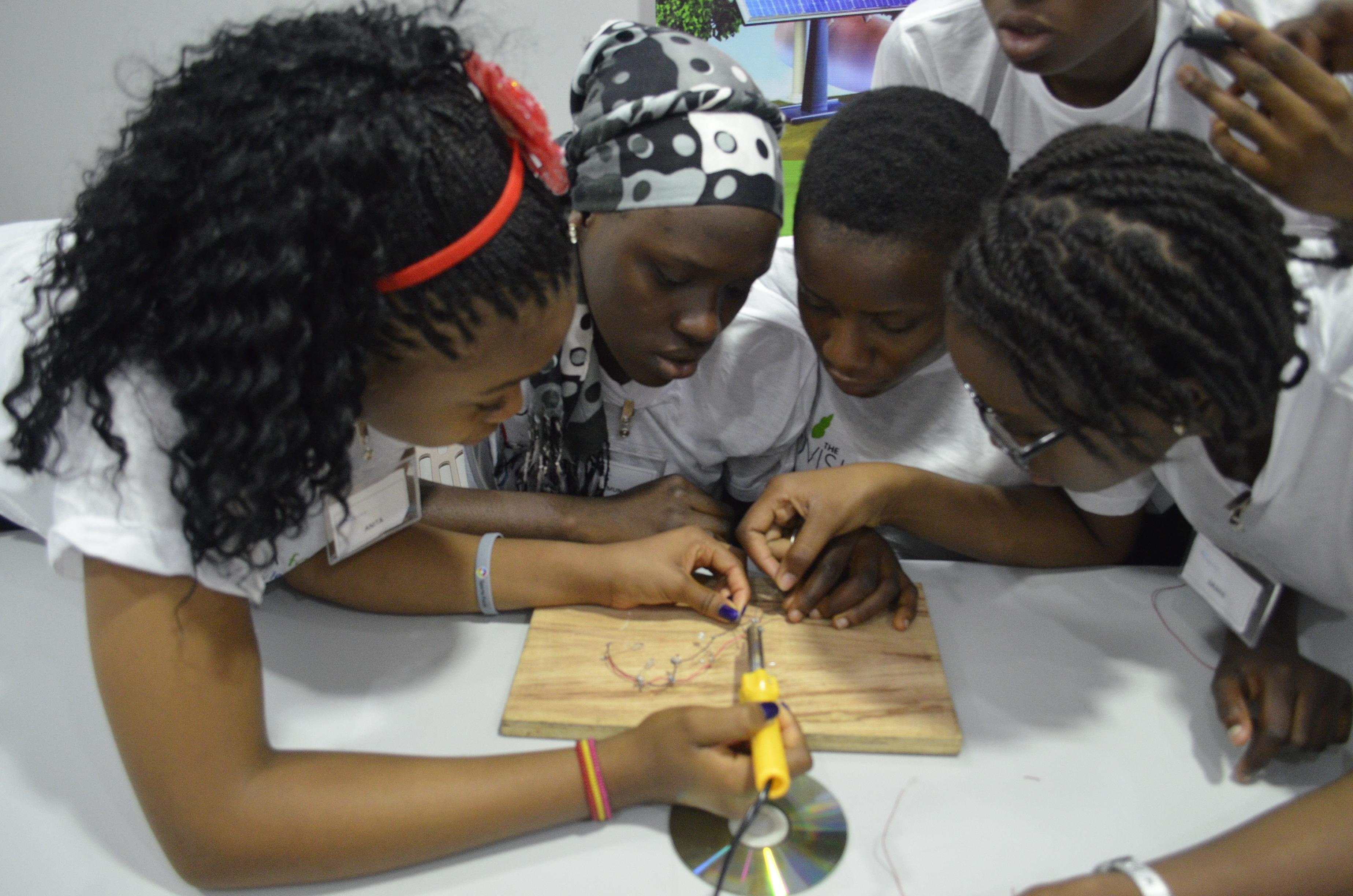 2018 STEM Summer Camp