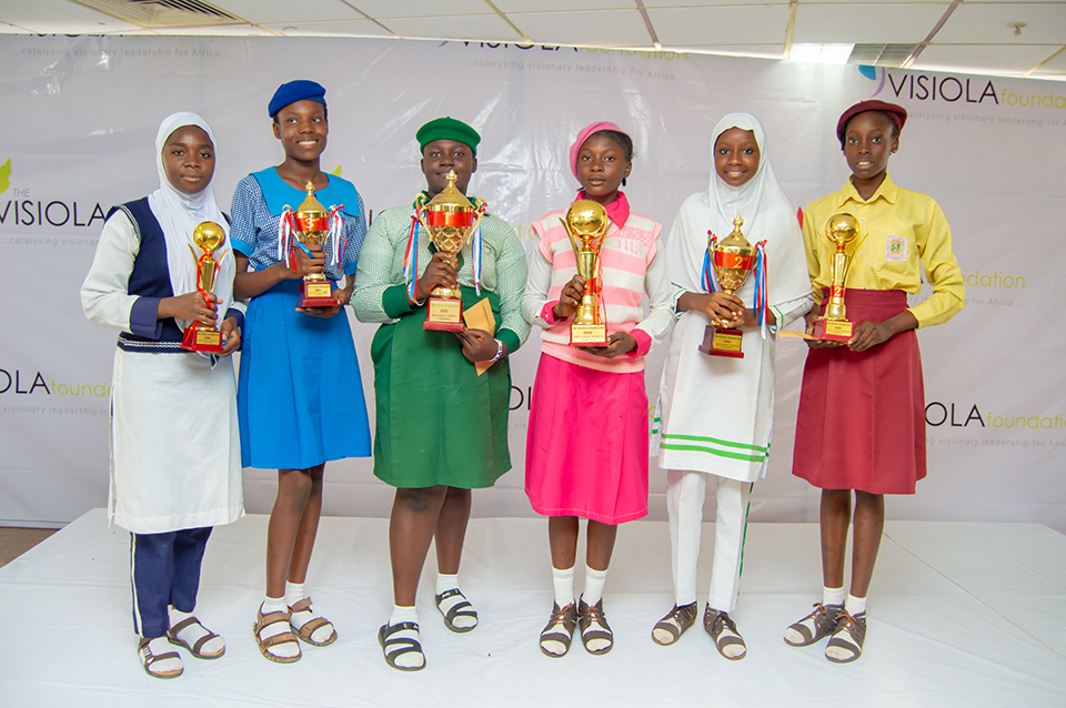 STEMLEG Inter-School Competition Winners