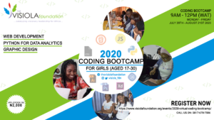 2020 Virtual Coding Boot Camp