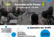 2020 Virtual STEM Camp - Innovate with Power