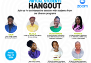 Student Hangout Sesson - December 11th, 2020