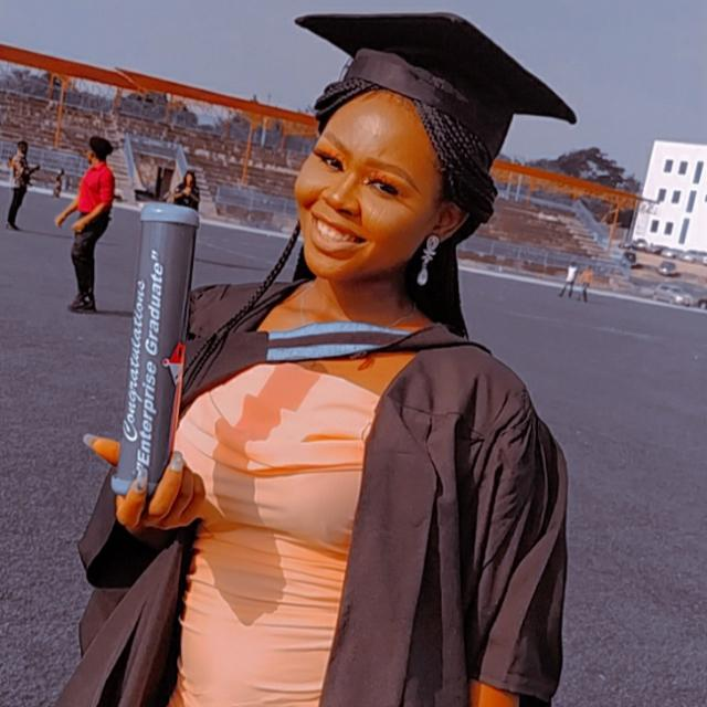 Mary – First Class BSc in Computer Science and Electronics from Lead City University | 4.72