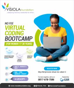 2021 Virtual Coding Boot Camp